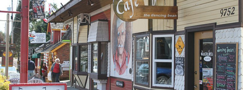 Vancouver Island: Shopping in Chemainus