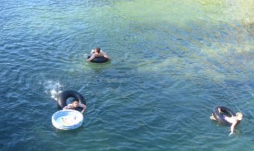 Cowichan River Tubing is Great Fun for the Whole Family