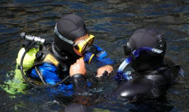 Chemainus BC Offers World Class Diving