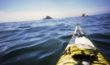 Ideal Canoeing and Kayaking in Tofino at the Edge of Clayoquot Sound