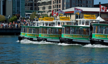 Victoria Events – The Harbour Ferry Ballet – May to September