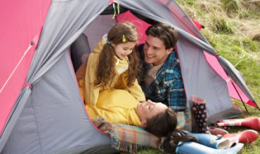 Camping Near Parksville On Vancouver Island Means Family Fun