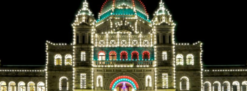 Christmas in Victoria is a Charming Experience for Everyone