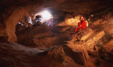Vancouver Island Attraction: Gold River's Upana Caves
