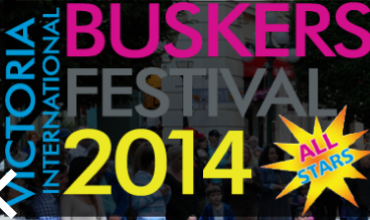 Victoria International Buskers Festival July 18-27