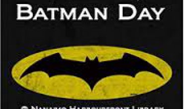 Batman Day at Nanaimo Harbourfront Library