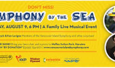 Symphony by the Sea on August 9, 2014