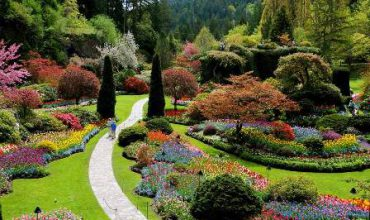 Canada Garden Days, Butchart Gardens, June 13 to 15