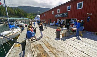 Telegraph Cove Annual Craft