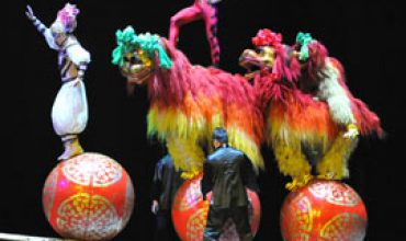 Victoria Events – Cirque Peking on September 7, 2014