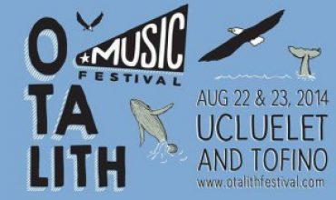 Tofino Events – Olalith Music Festival August 22 to 23, 2014