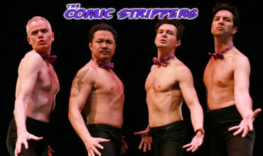 Courtenay Events – The Comic Strippers Oct. 30, 2014