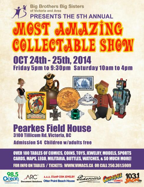 The Most Amazing Collectable Show