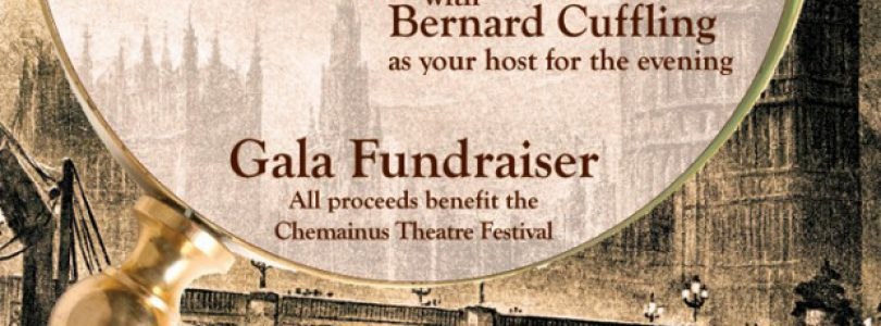 Chemainus Events – Gala Fundraiser: Sherlock Masquerade Nov. 15, 2014