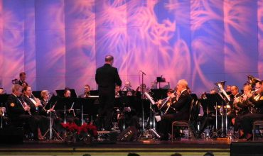 Victoria Events – Naden Band Christmas 2014 Dec. 15-17