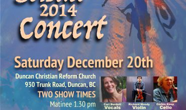 Duncan Events – 4th Annual Winter Solstice Concert