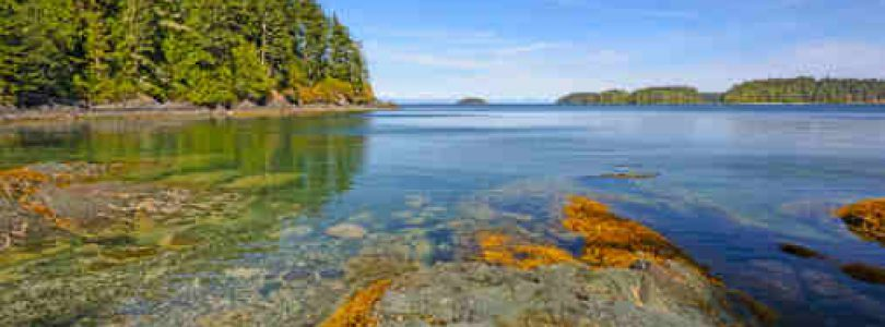 Honeymoon Bay, BC is a Little Slice of Secluded Heaven