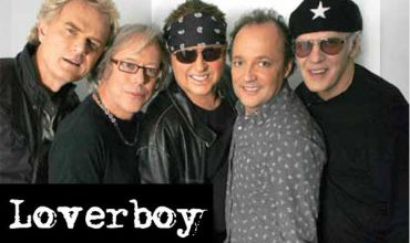 Nanaimo Events – Loverboy in Concert