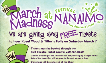 Nanaimo Events – March Madness