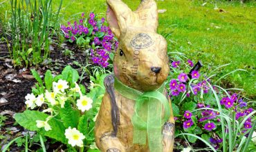 The Bunny Trail at Milner Gardens is becoming an Easter Tradition for Island Families