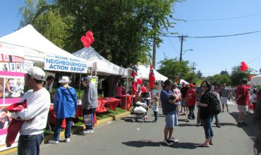 Victoria Events – 13th Annual Quadra Village Day