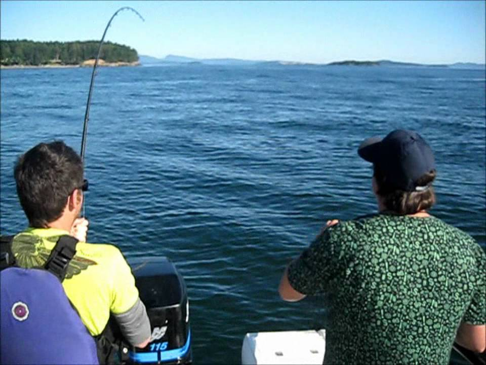 Sidney Events – Anglers Salmon Derby May 1-2, 2015