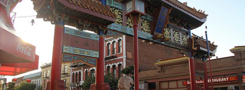 Victoria BC's Chinatown: A Great Place for Vegetarians & Childhood Memories