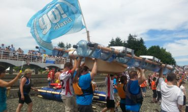 Nanaimo Events: 2015 Silly Boat Regatta is Family Fun for All