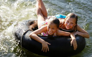 Summer Fun: Vancouver Island Tubing in Cowichan River
