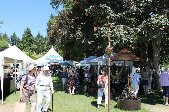 Comox Valley Events – 33rd Annual Filberg Festival