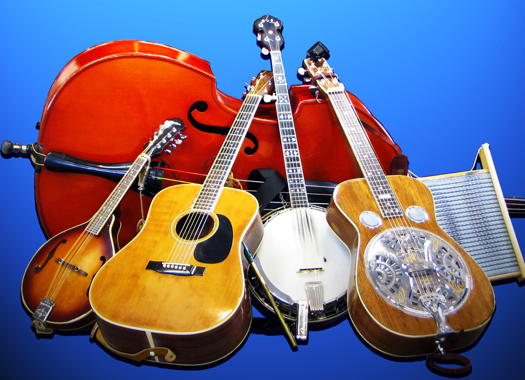 Coombs Events – Coombs Bluegrass Festival 2015