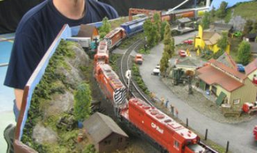 Nanaimo Model Railroad Show