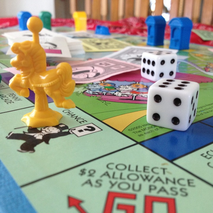Victoria Events - The Monopoly Affair – Saturday, February 27th, 2016