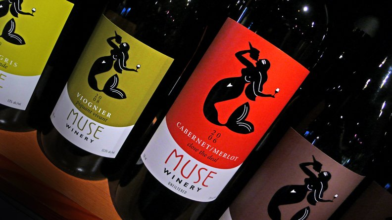 April Artists at Muse Winery