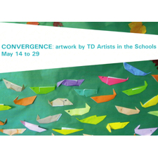 Nanaimo Events – CONVERGENCE: artwork by TD Artists in the Schools – Saturday, May 14th, 2016 - Sunday, May 29th, 2016 @ Nanaimo Art Gallery  | Nanaimo | British Columbia | Canada