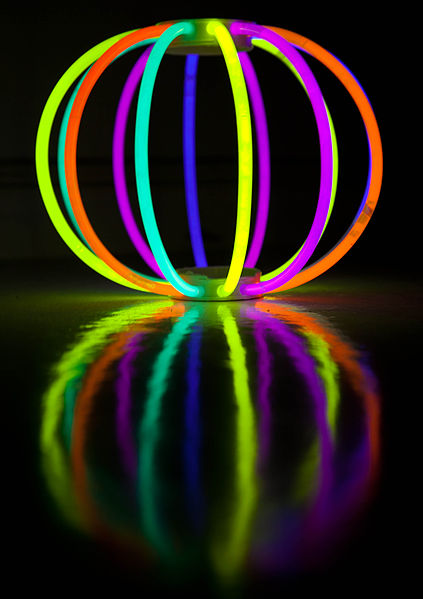 Glow in the Dark Dance Party for Kids