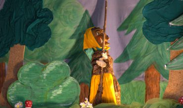 Puppet Theatre at the Museum