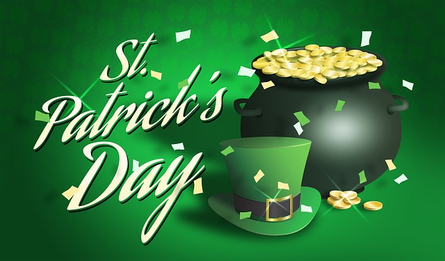 Port Alberni events & St. Patrick's Day concept