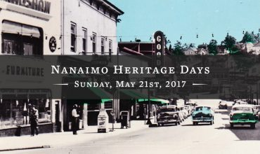 Nanaimo Heritage Days event 2017
