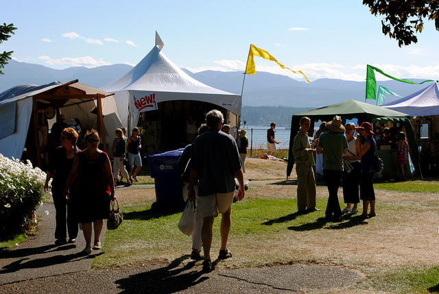 Comox Valley Events-35th Annual Filberg Festival