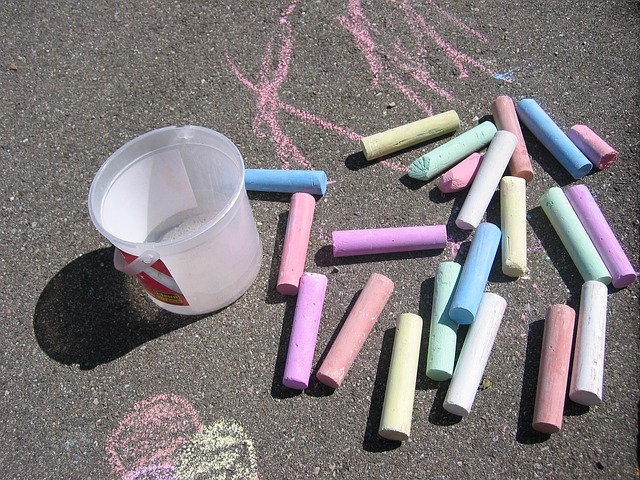 Campbell River Events-Campbell River Chalk Art Festival