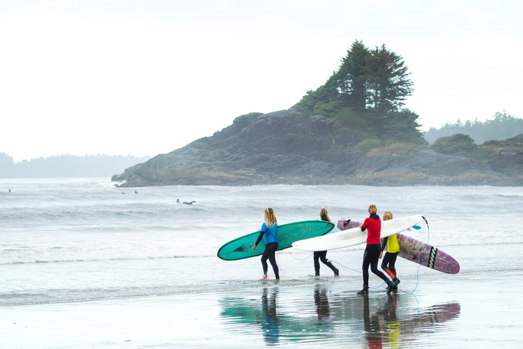 Tofino Events-8th Annual Queen of the Peak