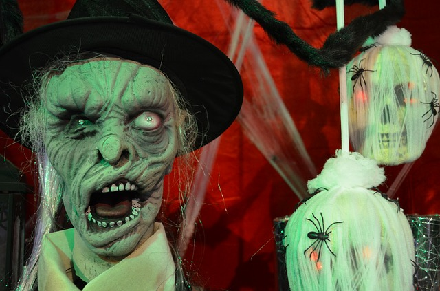 Duncan Fall Events-Big Shop of Horrors Haunted House
