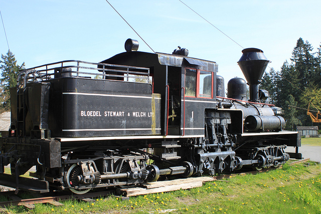 Duncan Fall Events-The Halloween Train at the BC Forest Discovery Centre