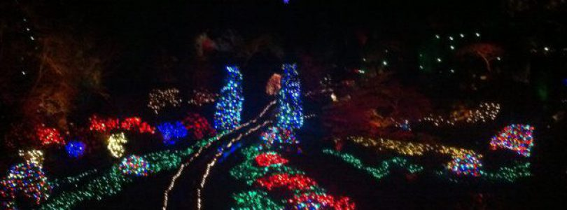 Victoria Winter Events-Butchart Gardens Magic of Christmas