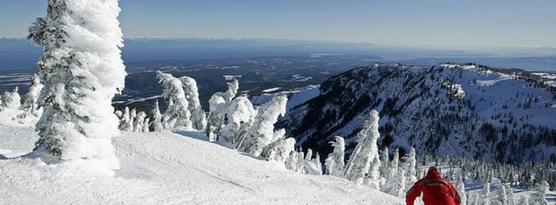 Mount Washington Winter Events-Winter Wonderland