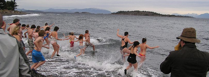 Nanaimo Winter Events-58th Annual Polar Bear Swim