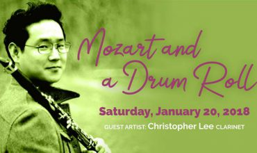 Nanaimo Winter Events-Vancouver Island Symphony presents Mozart and a Drum Roll